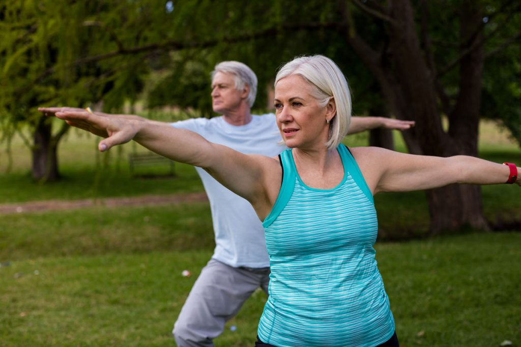 Great Balance Exercises For Seniors